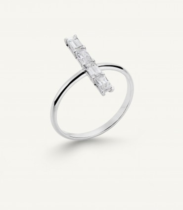ZIP RING 0.52 ct