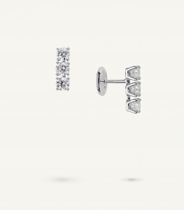 PHILOSOPHY EARRINGS 1.20 ct