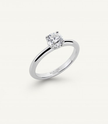 ANELLO ROMANTIC CASTEL 0.70 ct