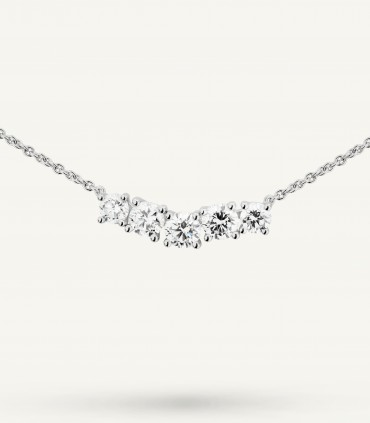 PHILOSOPHY NECKLACE 1.30 ct