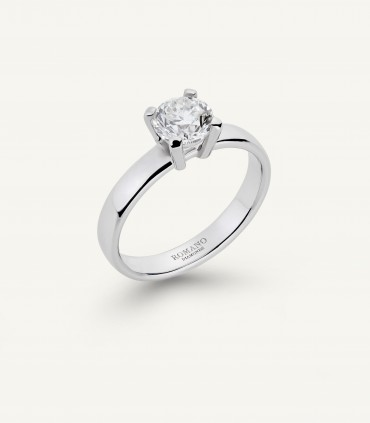CASTEL SOLITAIRE RING 0.70 ct