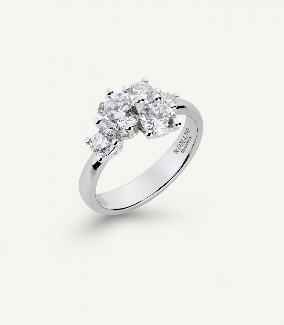 QUINLOGY RING 1.60 ct