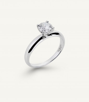 TRIUMPH SOLITAIRE RING 1.00 ct
