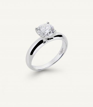 TRIUMPH SOLITAIRE RING 1.50 ct
