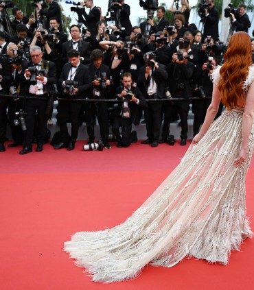 Sparkling diamonds on the 2019 Cannes Red Carpet